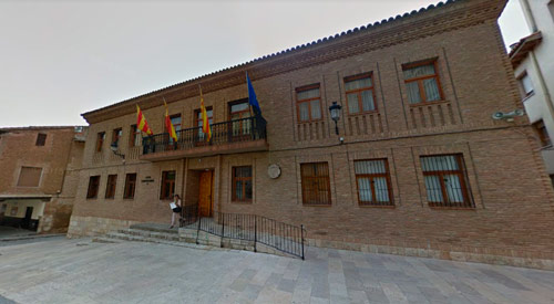 Registro Civil de Daroca